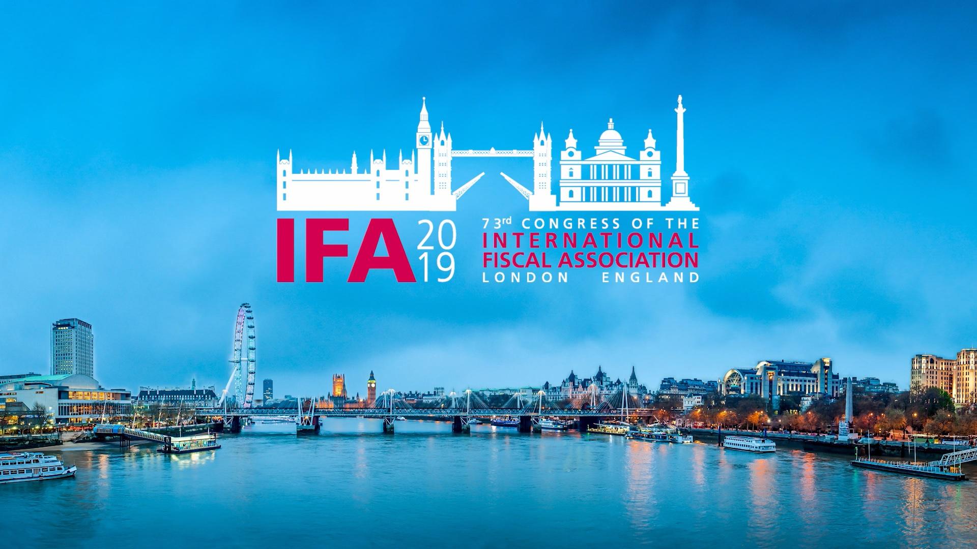 Конгрес  IFA London 2019