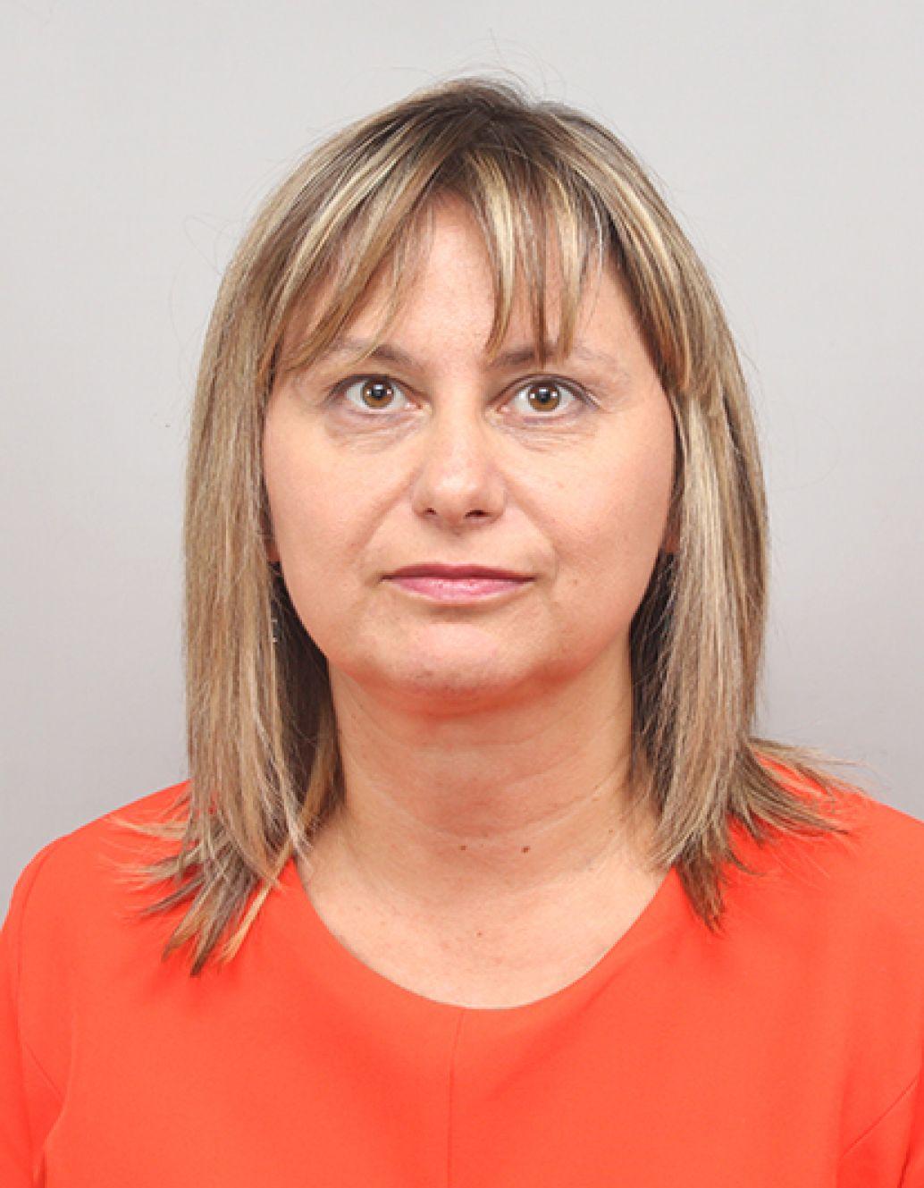 Съдия Мадлен Петрова